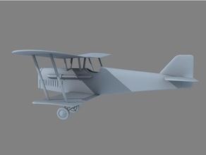 avion icaro lupin 3d stampa