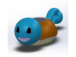 squirtle botella de regadera 3d la impresión el anime de la flor flores juego gameboy modelo de nintendo oddish pikachu maceta plantas planta de maceta pokemon pokemon figuras pokemon ir pokemon juguete juego de video juegos de video