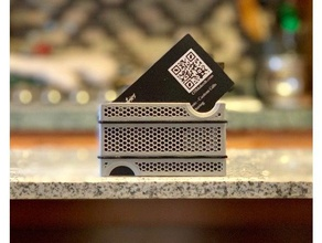 minimalist business card wallet office 3d printed wallet business cards business card case business card holder business card holders hardcase wallet minimalist wallet slim wallet wallet case