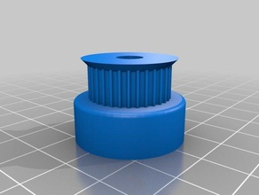 65 gt2 pul 32 tooth 3d printer parts customized