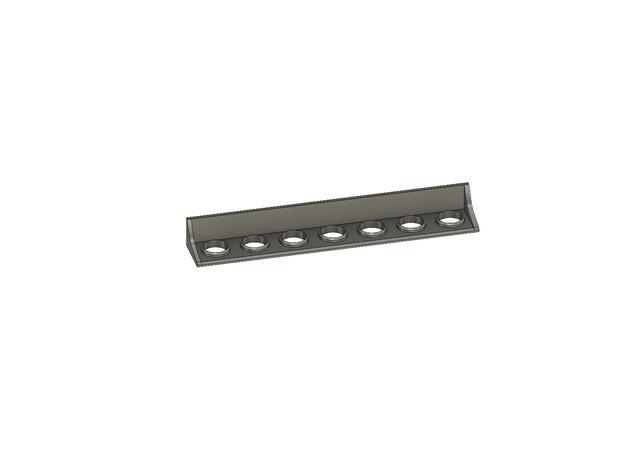 7 piece micro tool holder