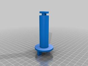 flashforge inventor intern spool holder 3d printer parts