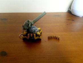 factorio artillery cannon video games neat turret