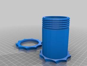 refill spool masterspool 3d printer accessories filament spool filament spool holder masterspool refill recyle refill holder