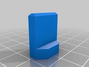 snappy 31 part fan holder 3d printing snappy reprap snappy v3 snappy v31