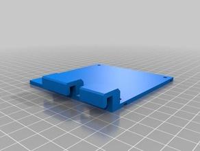 12v breakoutboard holder snappy 31 3d printer parts 3d printer atx breakout board snappy reprap snappy v3 snappy v31