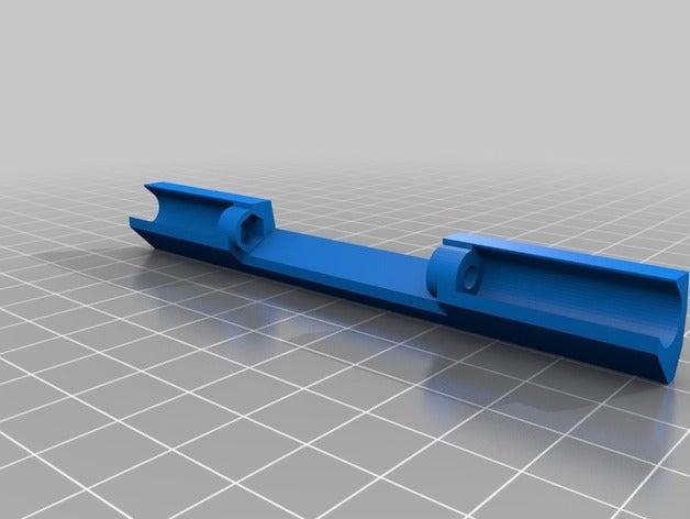100mm led bar 3d printer