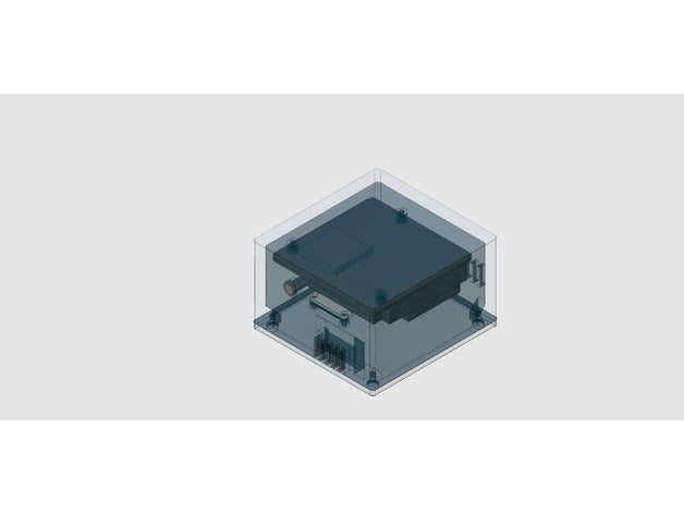 air dust case diy bme280