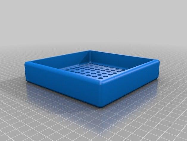 my customized tray v2 con