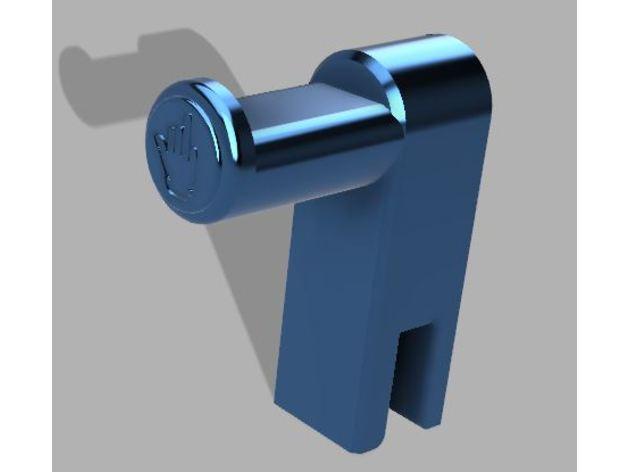 small spool filament hold