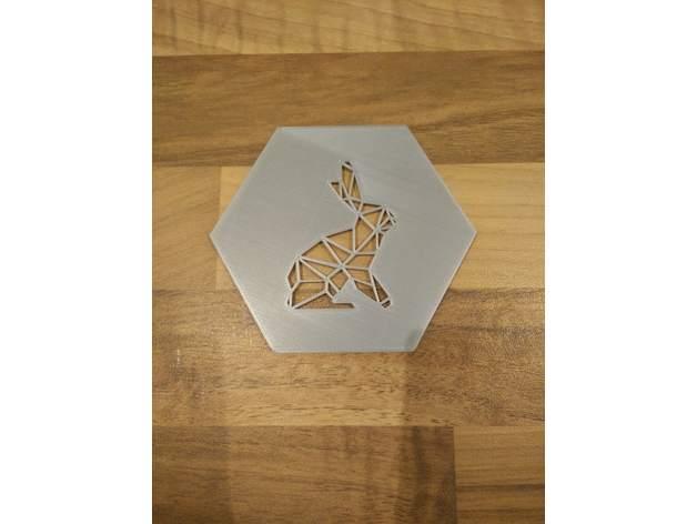 rabbit coaster kitchen di
