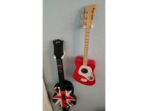 loog mini acoustic guitar wall mount music guitar hanger guitar holder guitar hook guitar mount