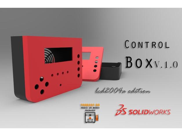 control box electronics