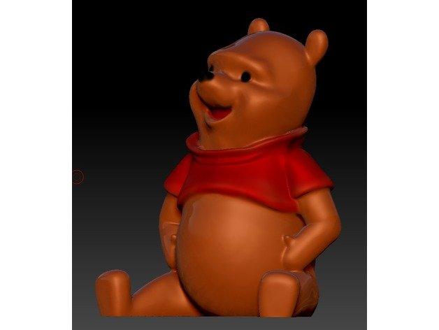winnie pooh hd no support