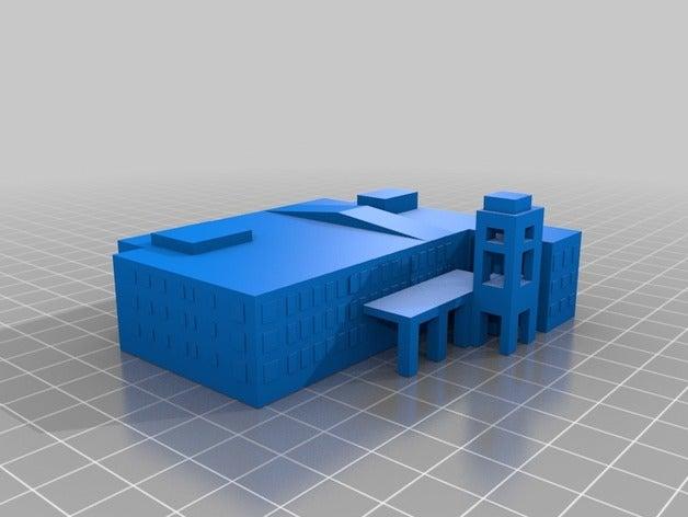 isat building 3d printing