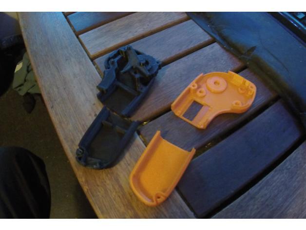 firefly longboard remote