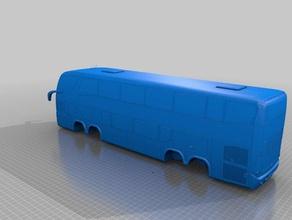 marcopolo g7 dd toys games bus diecast diorama onibus plastimodelism rc truck slot car
