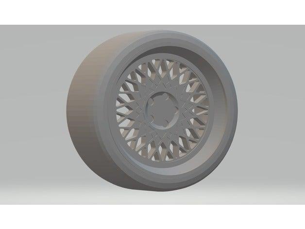 bbs wheels diecast toys g