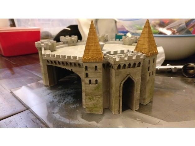 herps castle reptile hide