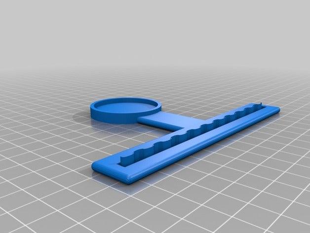 lithophane bases 3d print