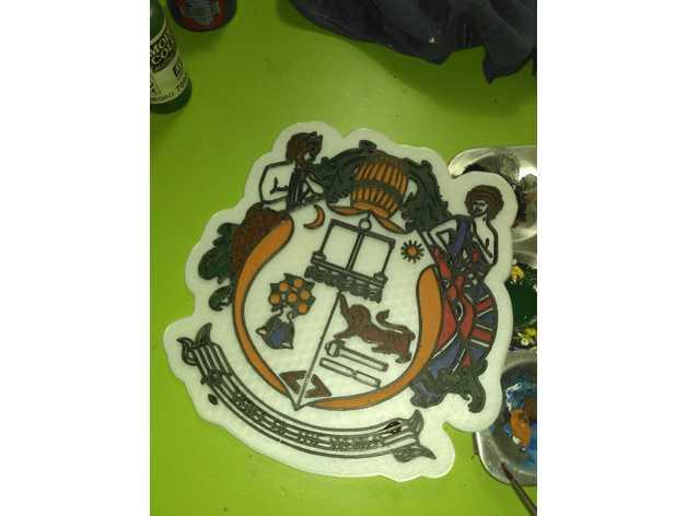 orange amps crest signs l