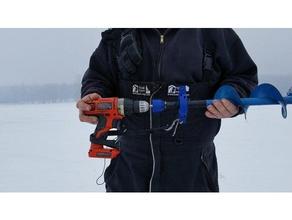 mora ice auger drill adapter threaded mora sport outdoors chuck ice auger drill adapter auger drill driver adapter ice auger adapter ice auger chuck ice drill adapter
