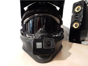 shoei vfx-w gopro hero 5 inkognito other shoei gopro