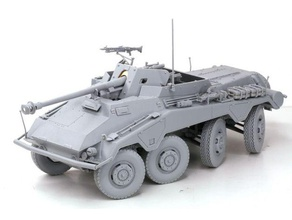 28mm sdkfz alemão 2344 pakwagen puma ww2 jogos a ação parafuso alemanha modelo spg