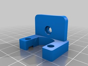 bl-touch adjustable support 3d printer accessories 3dtouch 3dtouch mount anet anet a6 3dtouch anet a6 bltouch anet a6 bl touch anet a8 anet a8 mods anet a8 parts anet a8 upgrade bltouch mount bl touch mount bl touch sensor e3dv6 mount sensor mount