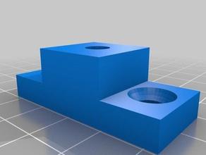sauder furniture drawer slide spacer replacement parts