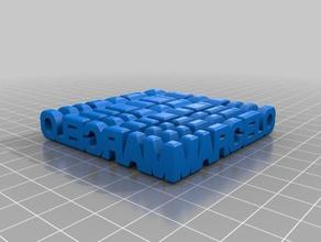 marcelo 4x4 las esculturas personalizado