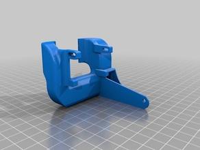 repaired hero me single 5015 fan duct 3d printer parts