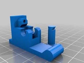 snappy 31 better extruder idler 3d printer extruders snapfit snappy reprap snappy v3 snappy v31