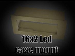 16x2 lcd case mount 16x2 arduino esp8266 lcd 16x2 lcd case lcd display lcd mount