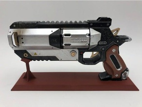 wingman apex legends easy print stand props apex gun apex legend props apex legends gun apex legends wingman apex wingman cosplay cosplay prop guns titanfall
