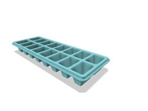ice tray kitchen dining freezer freezer tray icecube ice cube ice holder ice rack ice tray rack plastic tray