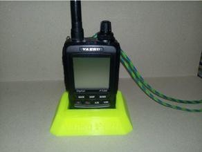 yaesu ft2d standschale ladeschale electronics amateurradio amateur radio ft-2-d ft-2d ham radio hamradio radioamateur stnder transceiver walkie-talkie yaesu- stnder yaesu ft 2d
