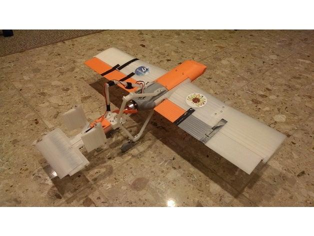 xp-53 peregrine rc plane