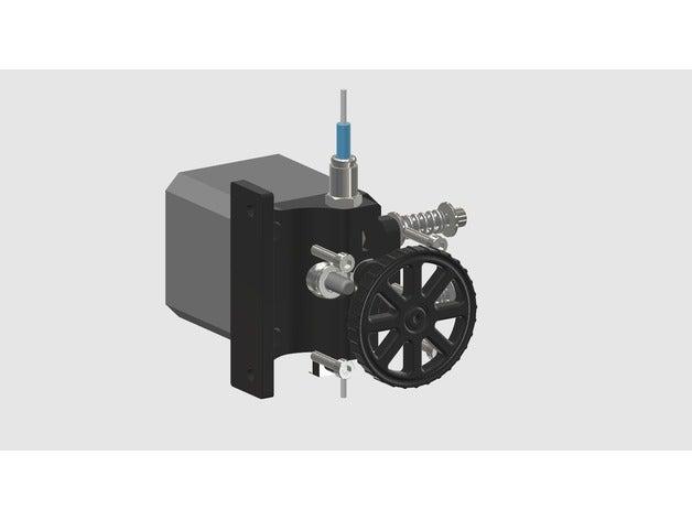 extrudle 3d printer parts