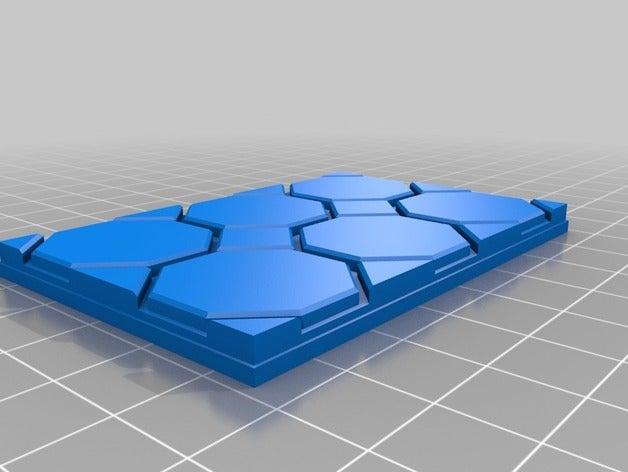 octagonal tiles toy game