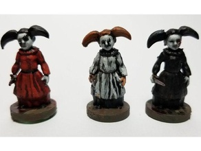 murder doll games annabelle dd death doll dnd horror
