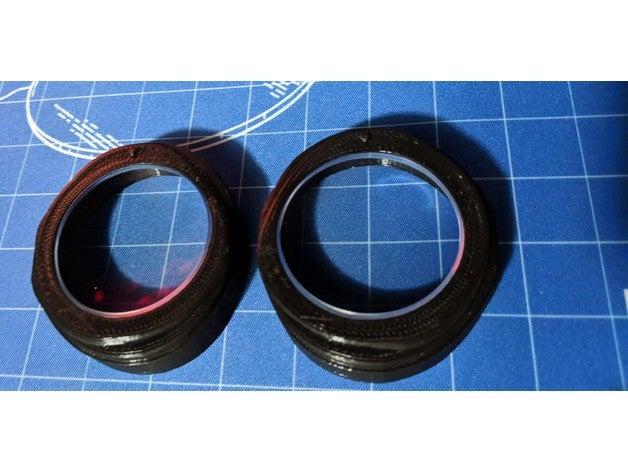 prescription lens adapter