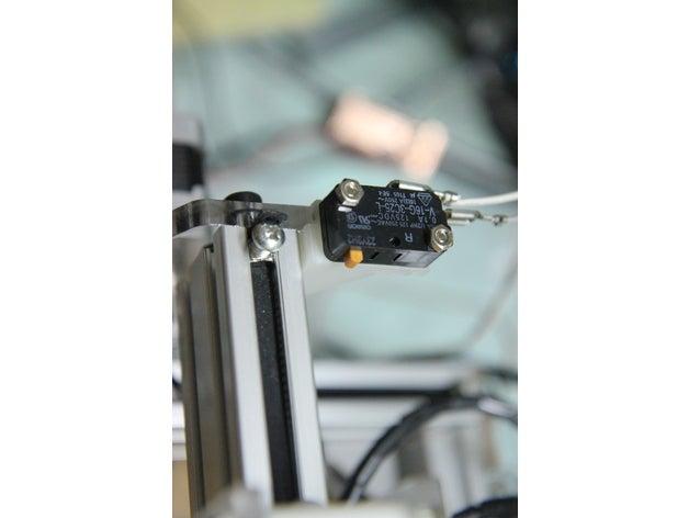 v-slot 2040 laser engrave