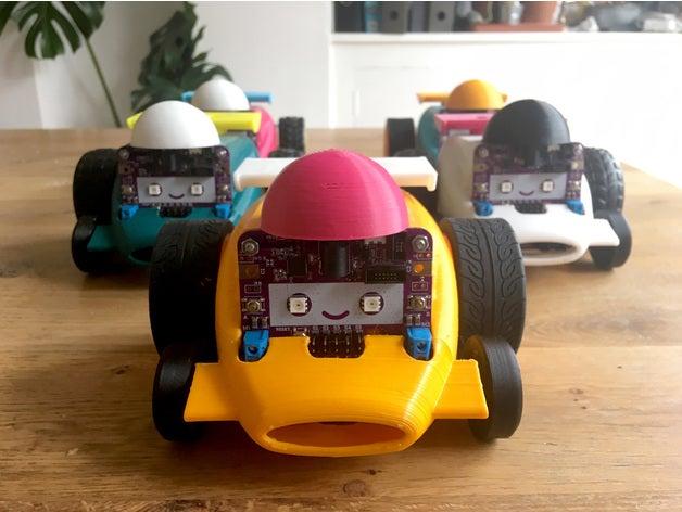 classic f1 car smartibot