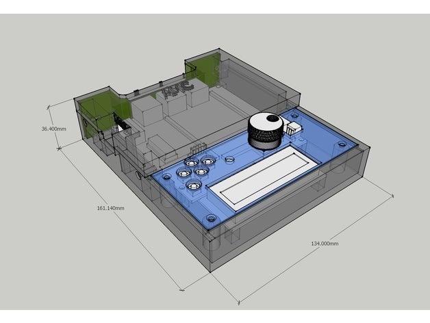 amc-mdbox v14 enclosure e