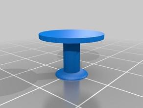 hooo table 187 model furniture model trains scale model