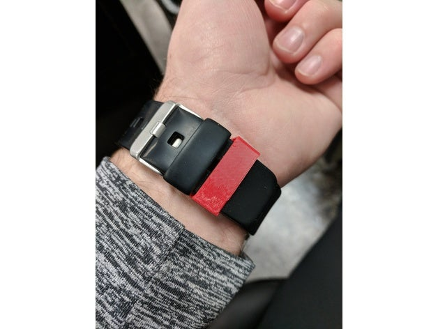 watch band holder accesso