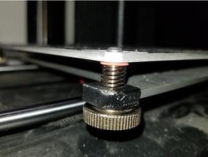 wanhao i3 gulfcoast robótica cama estabilizadores 3d a impressora partes cama de nivelamento costa do golfo i3 plus criador select plus monoprice monoprice makerselect a primavera molas wanhao duplicador i3 wanhao i3 plus