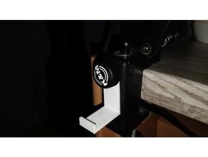 kulaklık tutucu kol k&mbeyernamics açıkladı bilgisayar stand açıkladı kulaklık kulaklık tutucu kulaklık bağlayın km 23860 km kn knig meyer