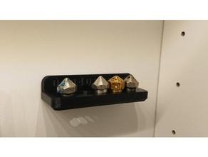 mk10 portaugello 3d la stampante accessori la colla ugelli ugello stand